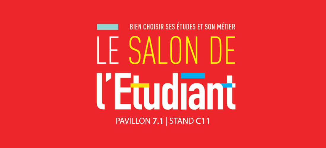 L 39 esj paris au salon de l 39 etudiant du 9 au 11 mars 2018 for Salon de l airsoft paris